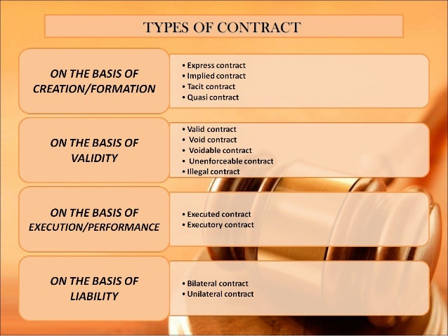Business law contract act tacit contracts platinumwayz