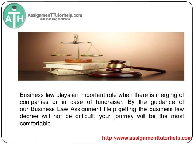 Need Law Assignment Help