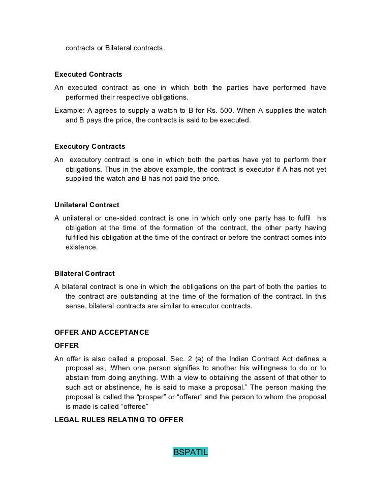 Doc838541 Business Contracts Templates Business Contract – Example of Business Contract