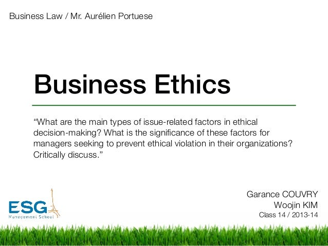 business ethics violation European business schools adopted business ethics after 1987 commencing with the european business ethics is this not a violation of the freedom of speech and.