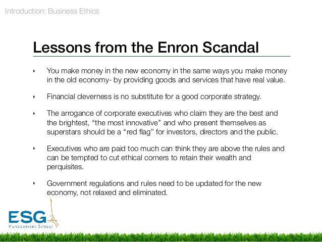 enron ethics violation Edition, lessons in practical ethics from enron and the financial crisis (rcc), stephen v arbogast,  violation module 2: resisting corruption at enron.