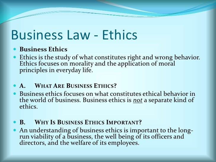 lwc1 business law ethics This essay has been submitted by a law student this is not an example of the work written by our professional essay writers role of business ethics in society.