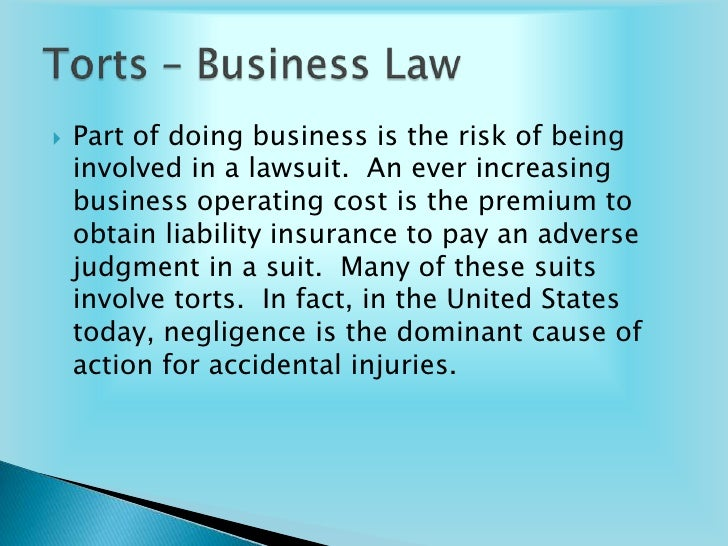 law of negligence action against tafe Defenses to negligence the common law contributory negligence rule is followed which states that if the plaintiff contributes to his harm.