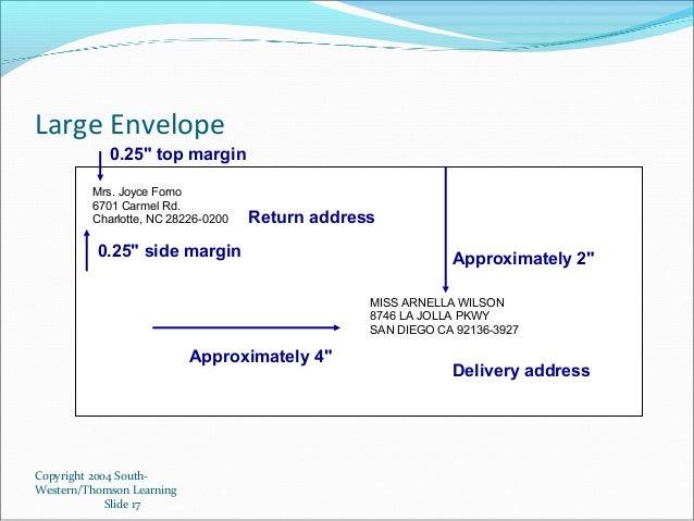 Letter Envelope Address Format Altin Northeastfitness Co