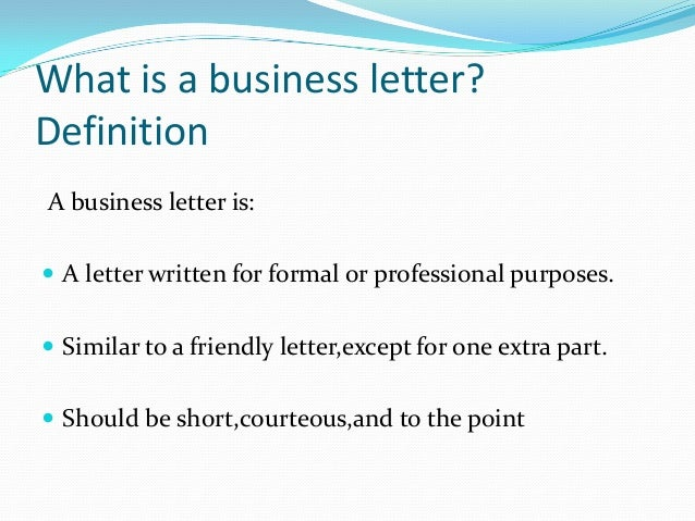 Business letters and different styles 4 types of business letter spiritdancerdesigns Choice Image