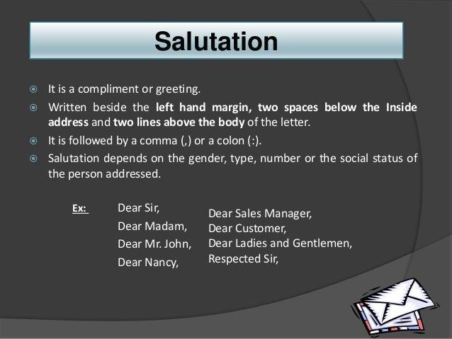 Business letter dear ladies and gentlemen respected sir 7 spiritdancerdesigns Gallery