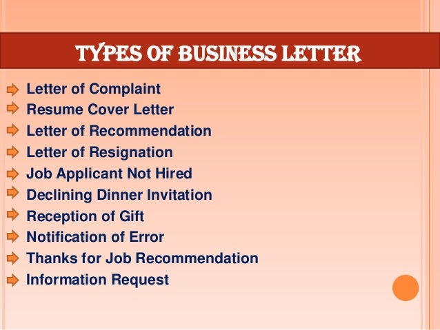 Business letter (2)
