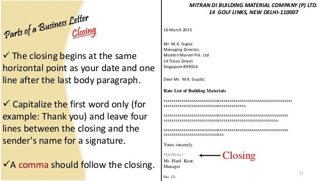 WRITING A SIMPLE MEMO ...  Business Letter Sample Word