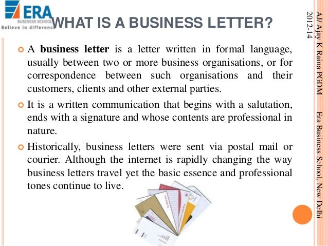 New Business Letter. Writing A Introduction Letter For A New