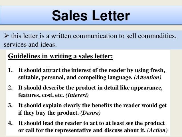 Business Letter Final