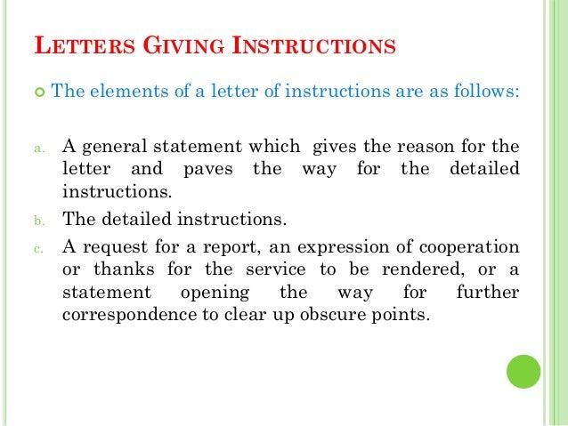 Letter of instruction format timiznceptzmusic letter of instruction format spiritdancerdesigns Choice Image