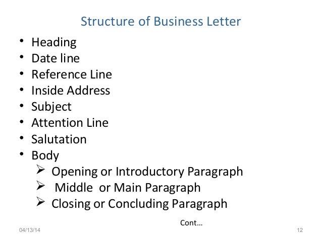Business Letters Ksv