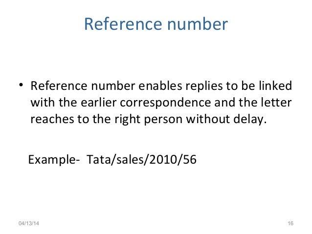 Business letters ksv reference number spiritdancerdesigns Images