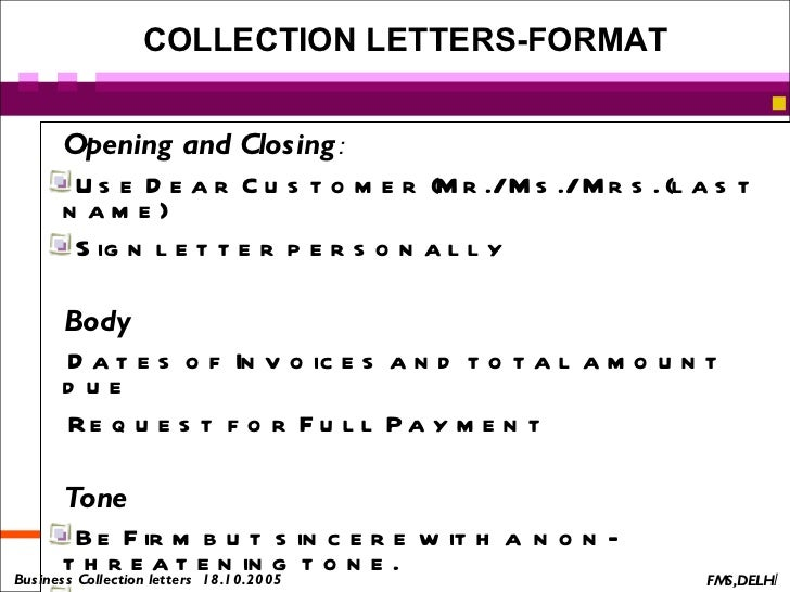 Business letters presentation1 collection letters format spiritdancerdesigns Gallery