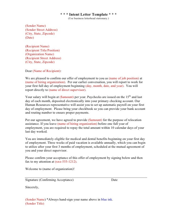 Offer Letter With Relocation Package Zrom