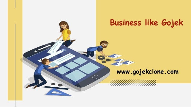 Business like Gojek www.gojekclone.com