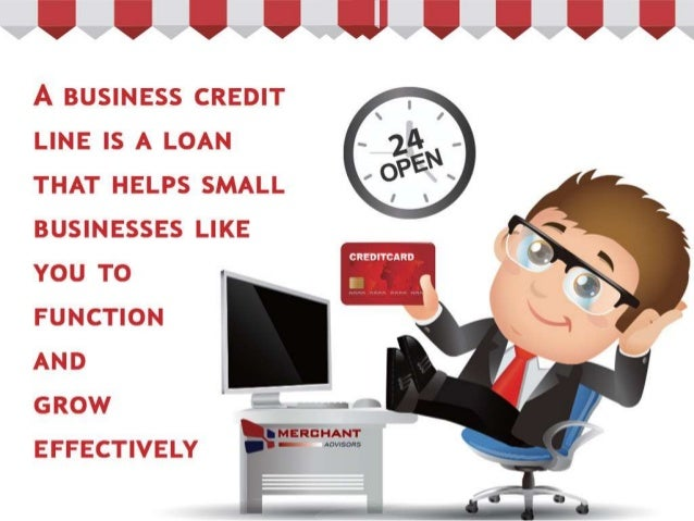 Business Line of Credit fr Merchant Avisors