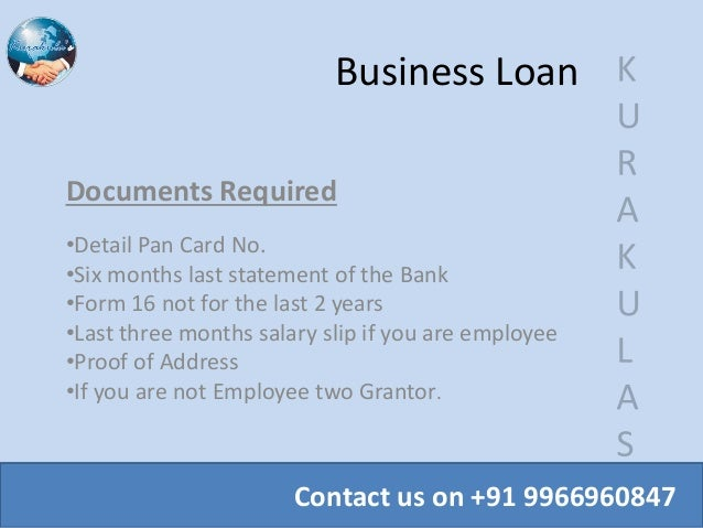 Get Business Loan To Your Business