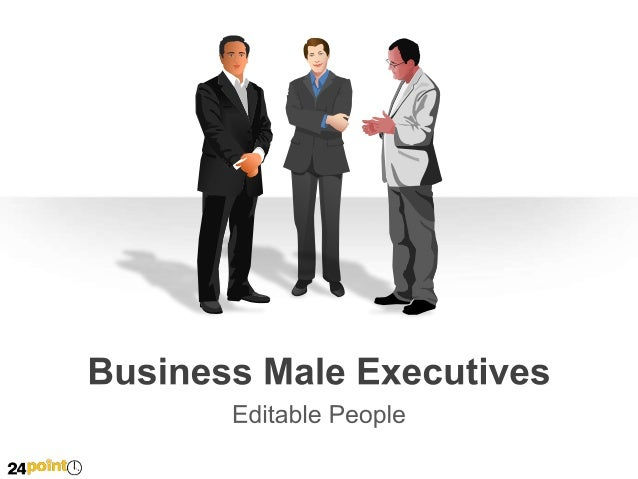 Business Male Executives