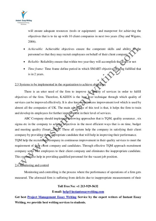 managing a business essay Business research paper topics from paper  on a self improvement essay,  f drucker's business management book managing social processes and.