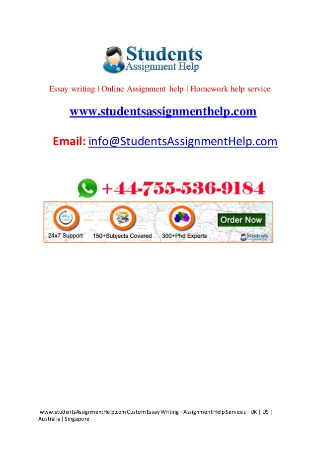 Dissertation online help assignment