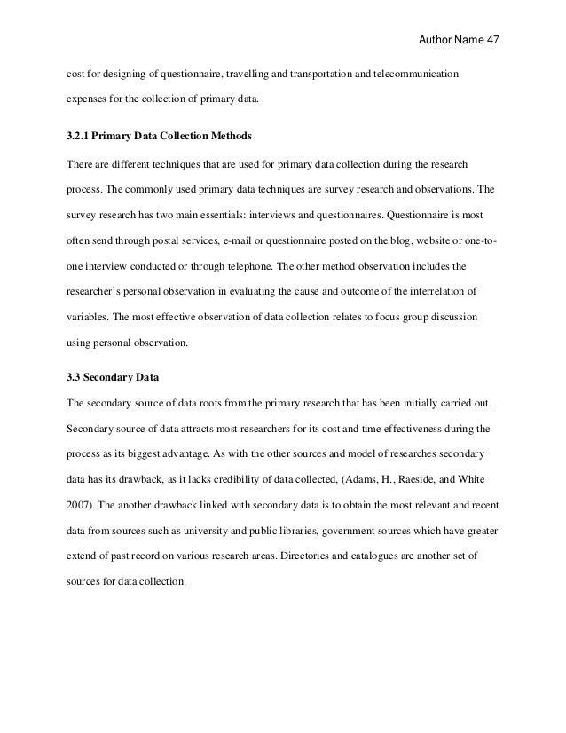 account dissertation key management
