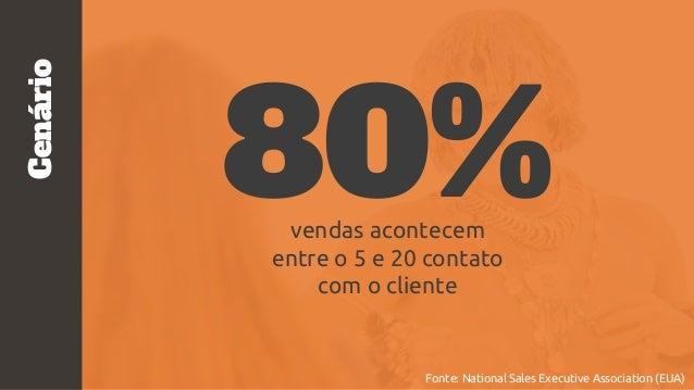 ● MEI: 22% ano. ● ME e PE: crescimento 10% ano. ● Crise no Brasil. ● CRM no Brasil abaixo do crescimento mundial. Porqueag...