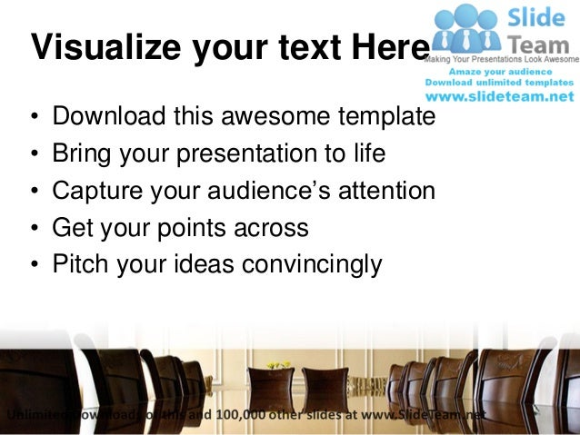 business meeting room communication power point templates themes and
