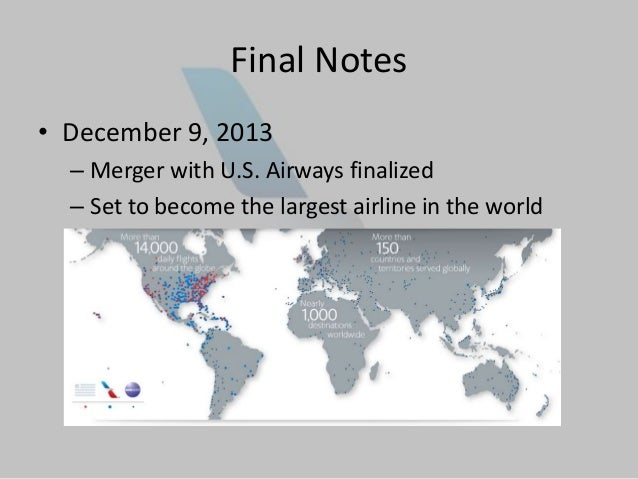 an introduction to the analysis of american airlines Introduction american airlines was founded in 1930 which headquartered in  forth worth, texas american  american airlines business analysis - in april.