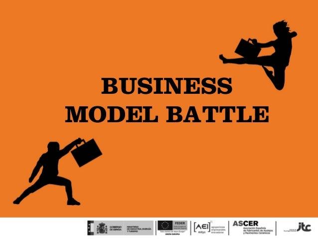 BUSINESS MODEL BATTLE