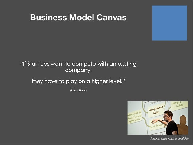 Business model canvas template business model canvas alexander osterwalder friedricerecipe Image collections