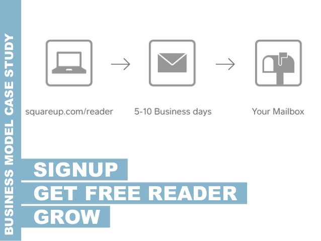 BUSINESSMODELCASESTUDY SIGNUP GET FREE READER GROW