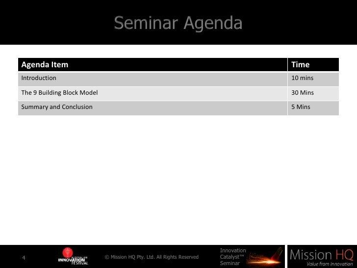 Business model design Slide 2