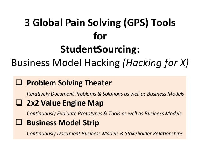 hacking problems and solutions