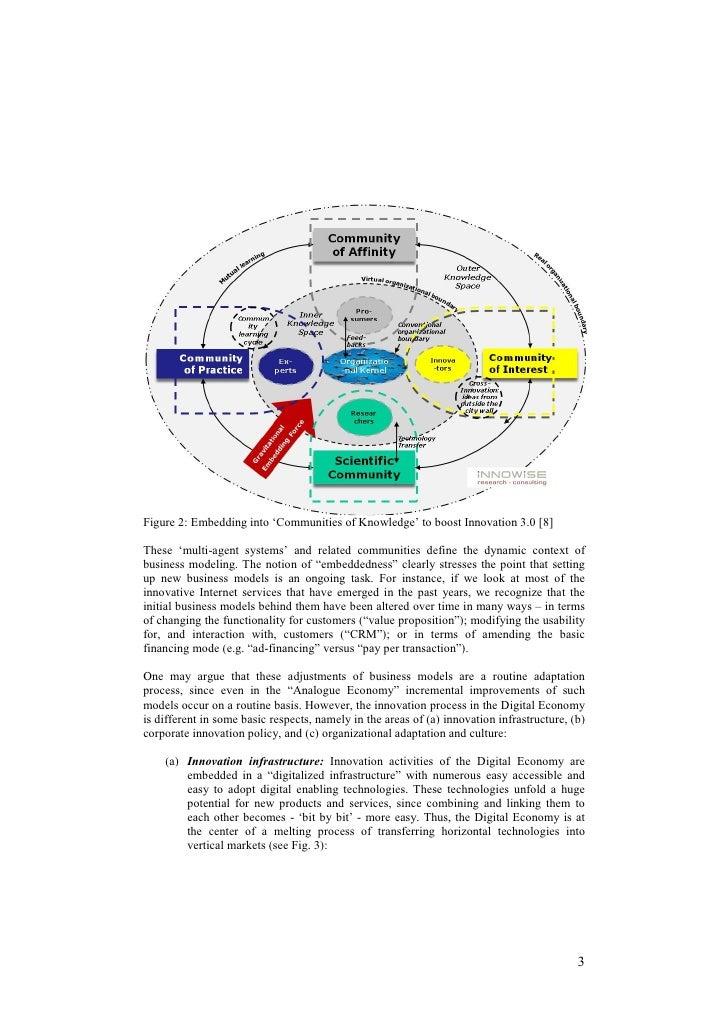Designing Business Models for the Digital Economy