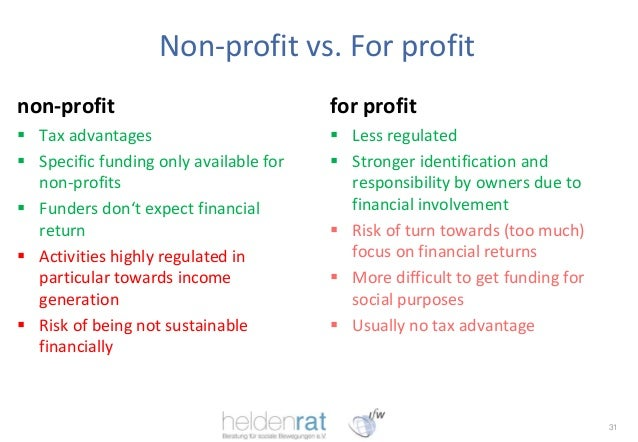 advantages of non profit Learn what it means to be nonprofit and tax-exempt, exploring the advantages  and disadvantages of both, and when it makes sense to apply for status.