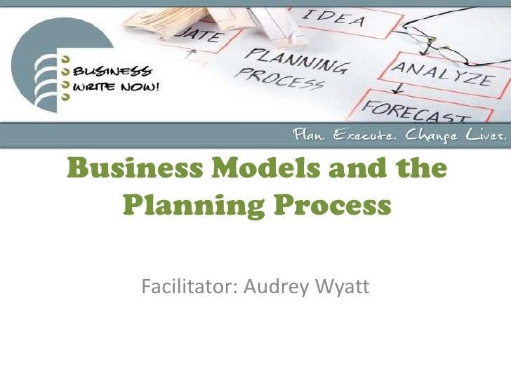 shad business planning model