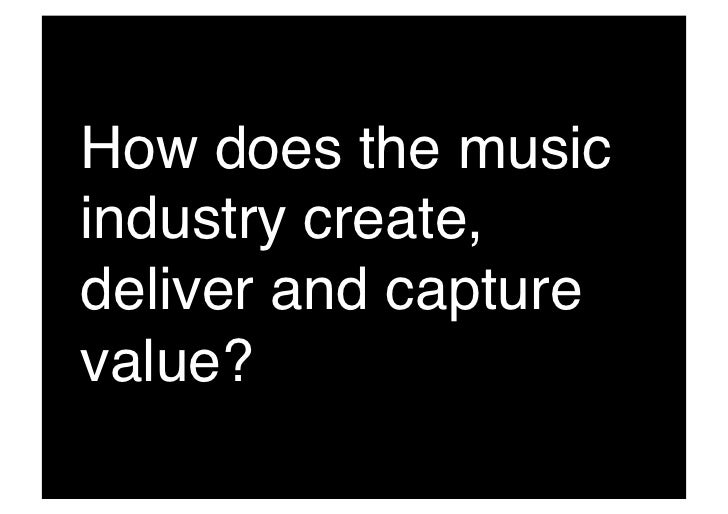 Business models in the music industry business model fandeluxe Gallery