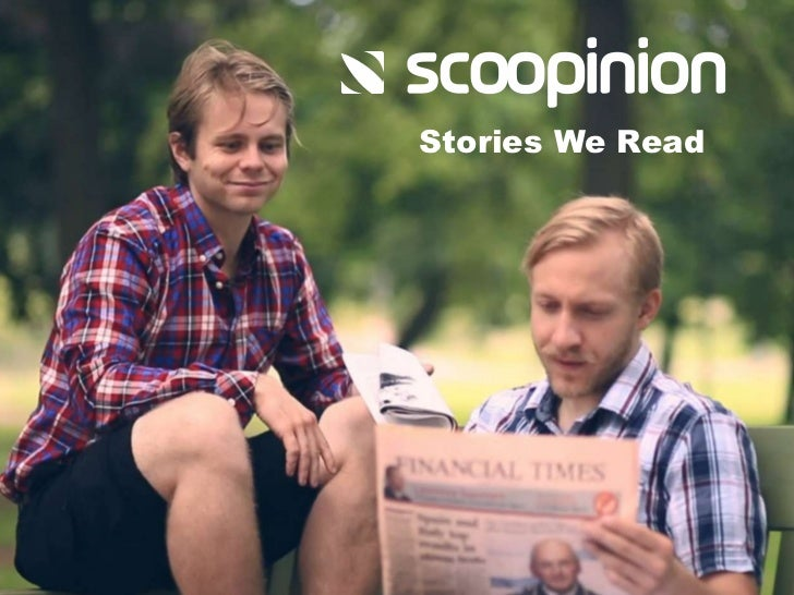 Stories We Read