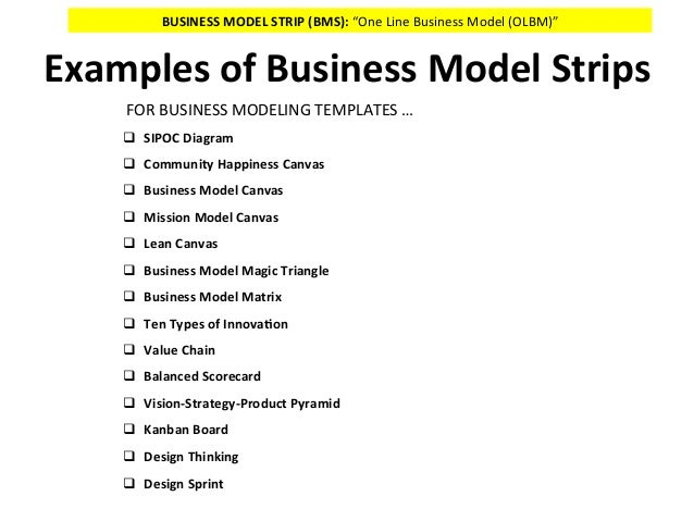 Universal business modeling template language for venture capitalis business model olbm 5 wajeb Gallery