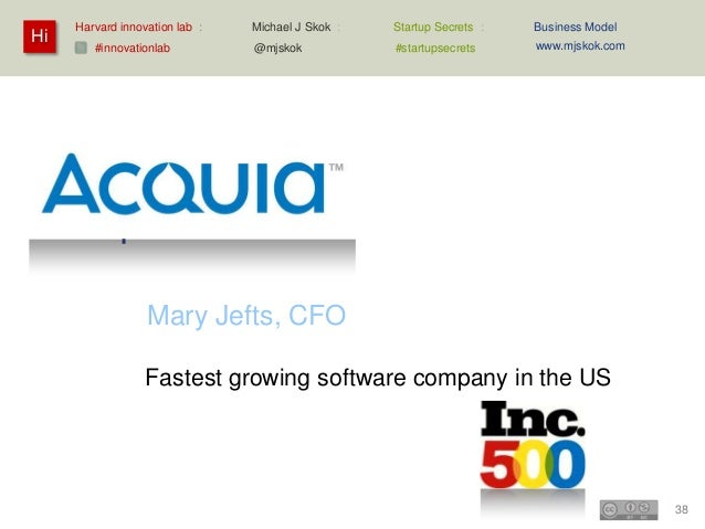 Acquia At A Glance• Provider of cloud-based  solutions/support for  enterprises using the open  source product, Drupal• 20...