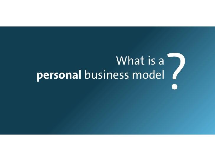 Business Model You Slide 8