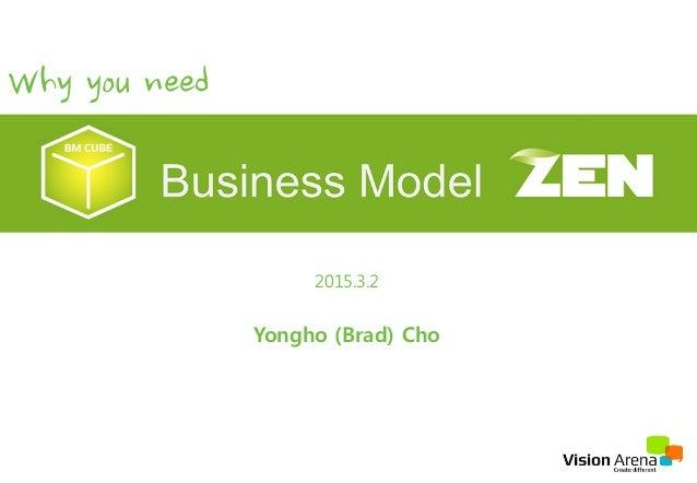 2015.3.2 Yongho (Brad) Cho  Why