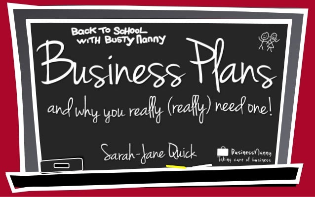 Ohhhhh Nooo...! Do I really have to write a Business Plan? Yesss,you do! You've got to prove your business is feasible... ...