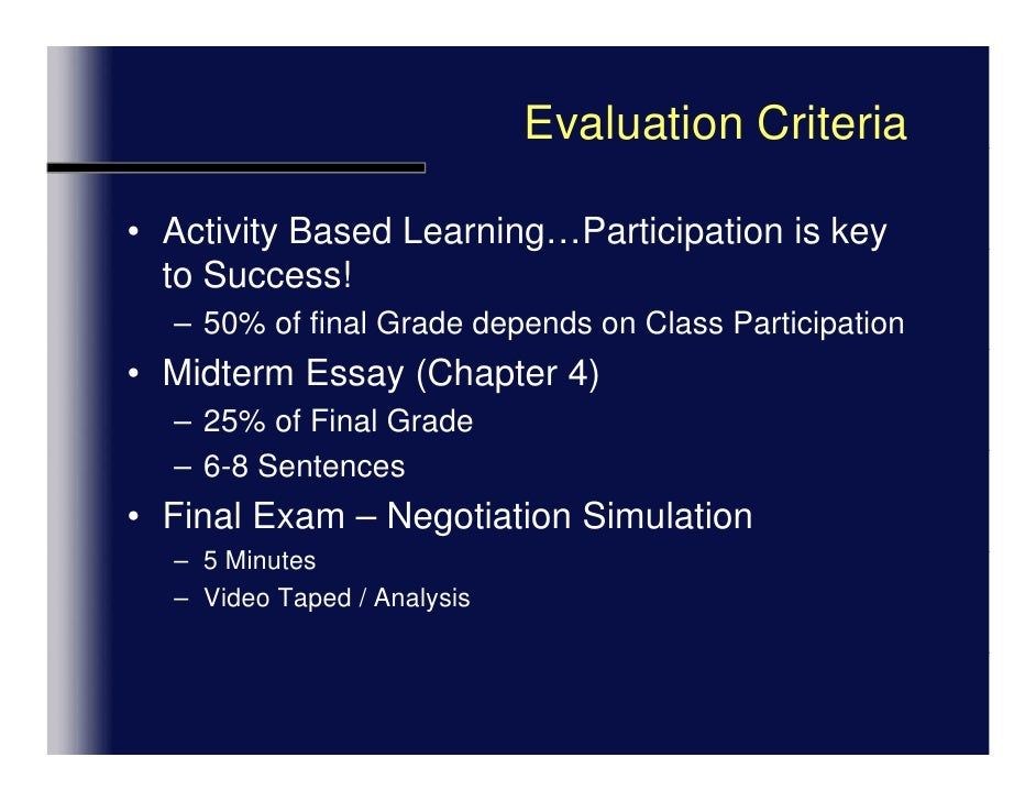 essays on negotiation simulations Part 1 of your journal is your observations and reflections of the negotiation simulations in the sessions 9, 10 and 11 the best custom essay writers.