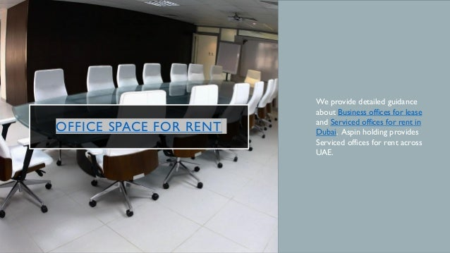 Business Offices For Lease Small Office Space For Rent In Dubai