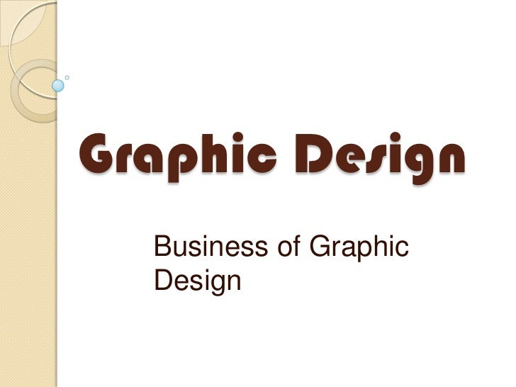 Graphic Design  Business of Graphic  Design
