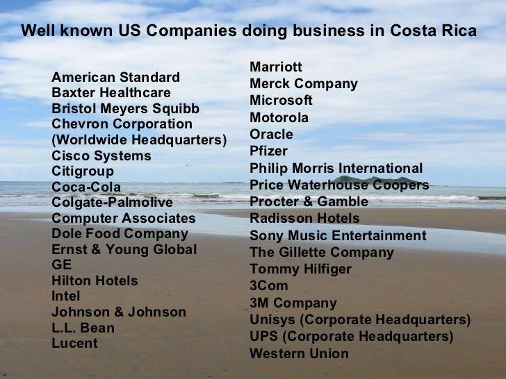 Types of Corporations — costarica-information.com