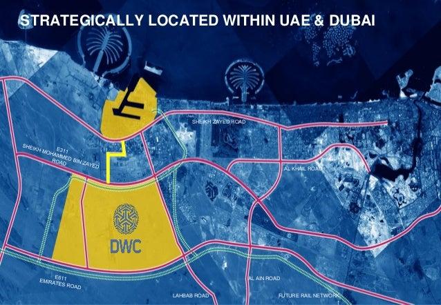 Dubai world central business park presentation dubai world central business park free zone agenda 3 gumiabroncs Image collections