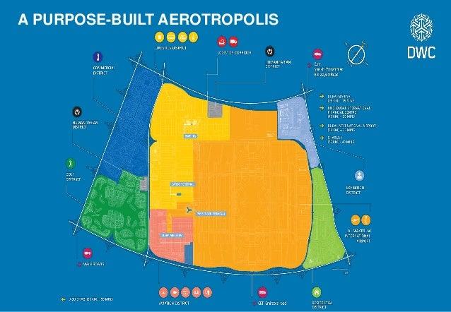 Dubai world central business park presentation a purpose built aerotropolis gumiabroncs Gallery